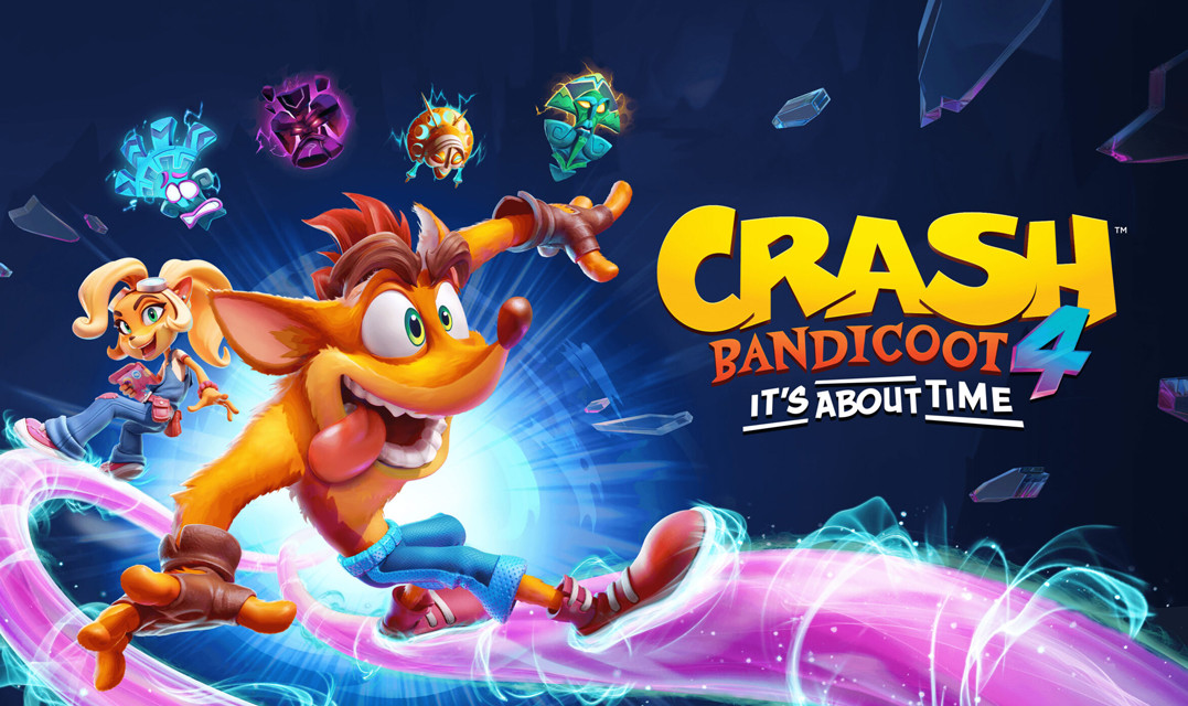 Crash Bandicoot 4: It's About Time [PlayStation 5] | REVIEW