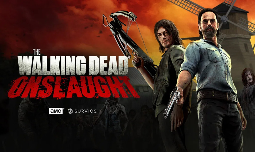 The Walking Dead: Onslaught | REVIEW