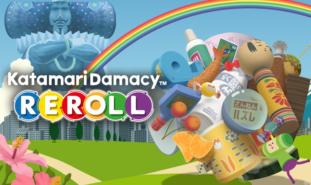 Katamari Damacy REROLL | REVIEW