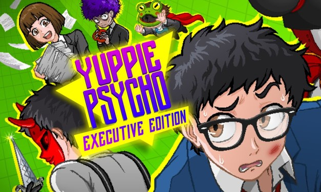 Yuppie Psycho: Executive Edition   REVIEW