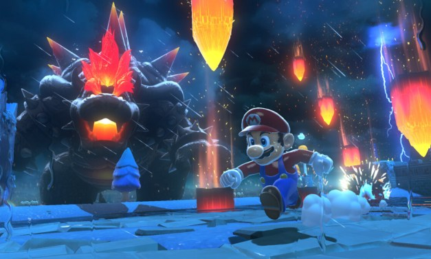 Super Mario 3D World + Bowser's Fury is out now on the Nintendo Switch
