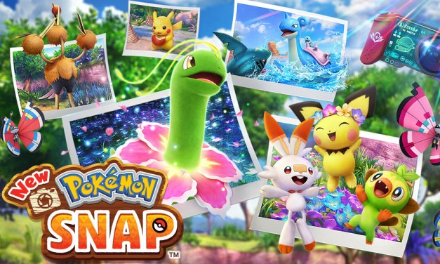 New Pokémon Snap is coming to the Nintendo Switch on April 30th