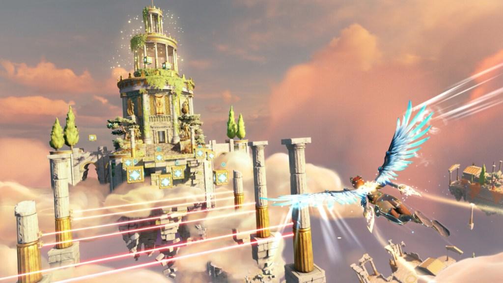 Immortals: Fenyx Rising - A New God