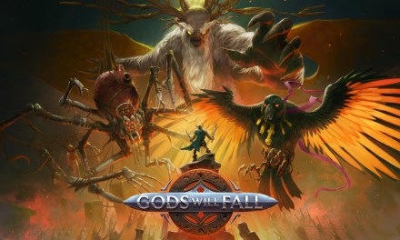 Gods Will Fall   REVIEW
