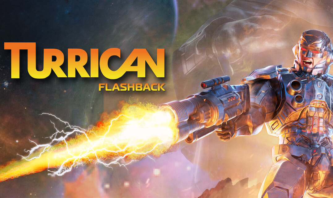 Turrican Flashback | REVIEW