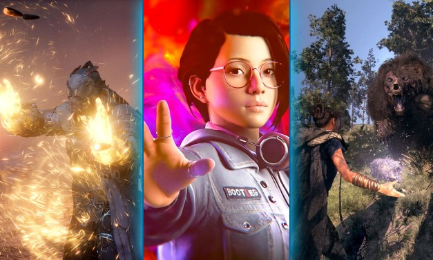 The Trailers of Square Enix Presents [Spring 2021]