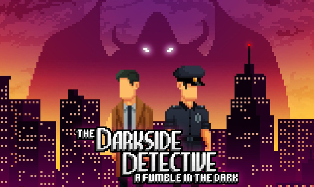 The Darkside Detective: A Fumble in the Dark | REVIEW