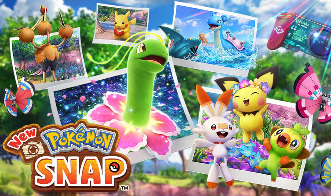 Five Reasons to be HYPED for New Pokémon Snap