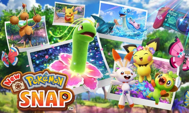 New Pokémon Snap is out now on the Nintendo Switch