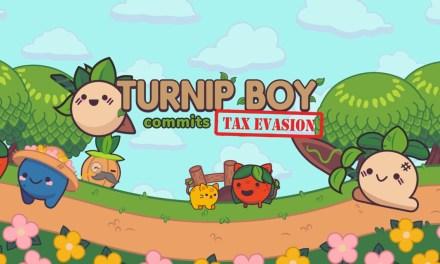 Turnip Boy Commits Tax Evasion | REVIEW