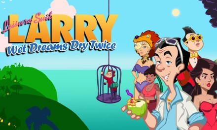 Leisure Suit Larry: Wet Dreams Dry Twice [Nintendo Switch] | REVIEW
