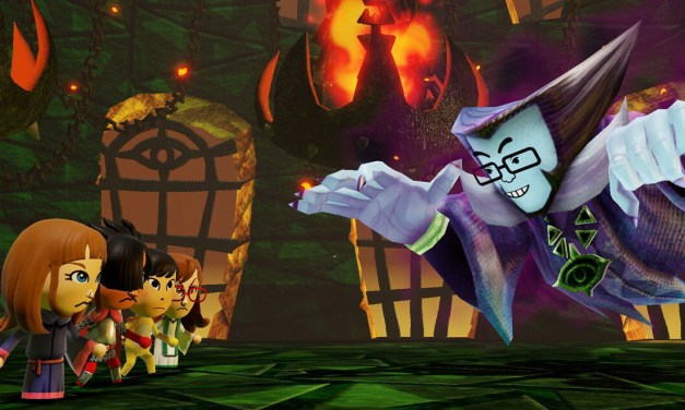 Miitopia is out now on the Nintendo Switch