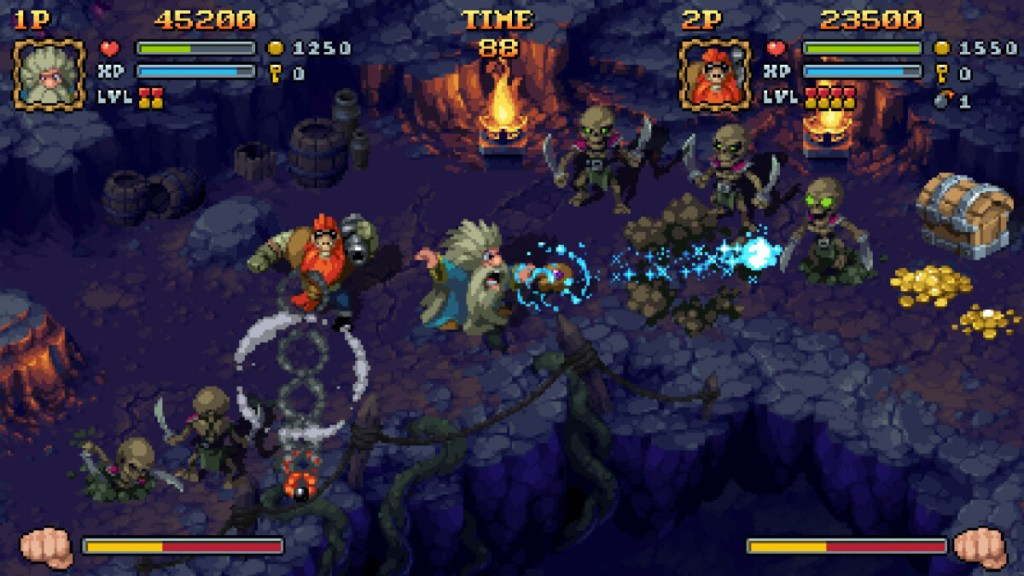 Battle Axe