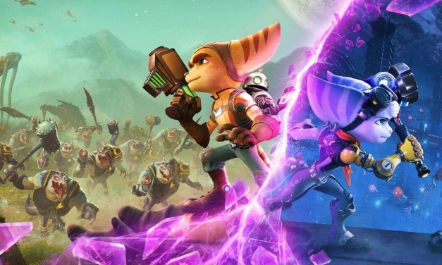 Ratchet and Clank: Rift Apart is out now on the PlayStation 5