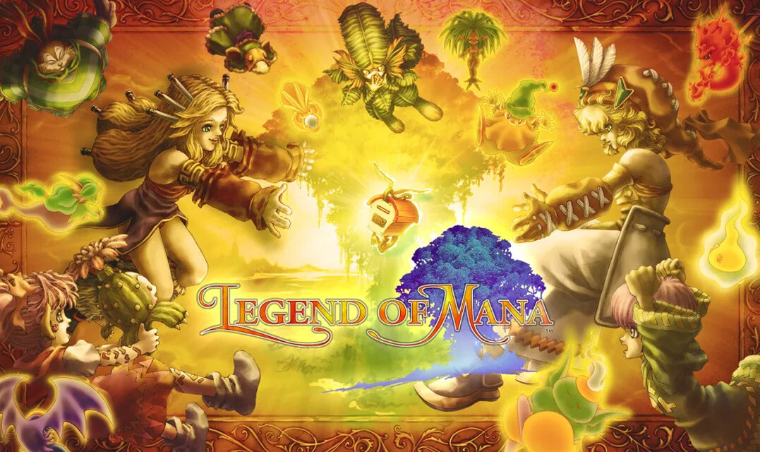 Legend of Mana [Nintendo Switch] | REVIEW