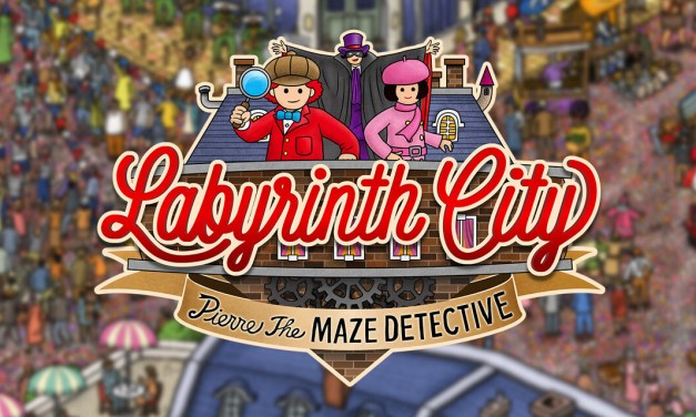 Labyrinth City: Pierre the Maze Detective [Nintendo Switch] | REVIEW