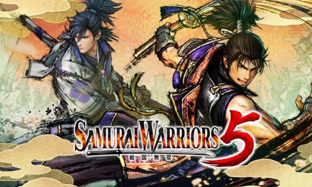 Samurai Warriors 5 [PlayStation 4] | REVIEW