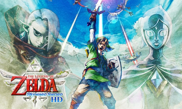 The Legend of Zelda: Skyward Sword HD is out now on the Nintendo Switch