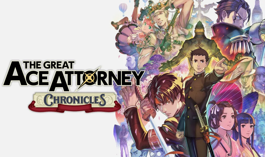 The Great Ace Attorney Chronicles [PlayStation 4]   REVIEW