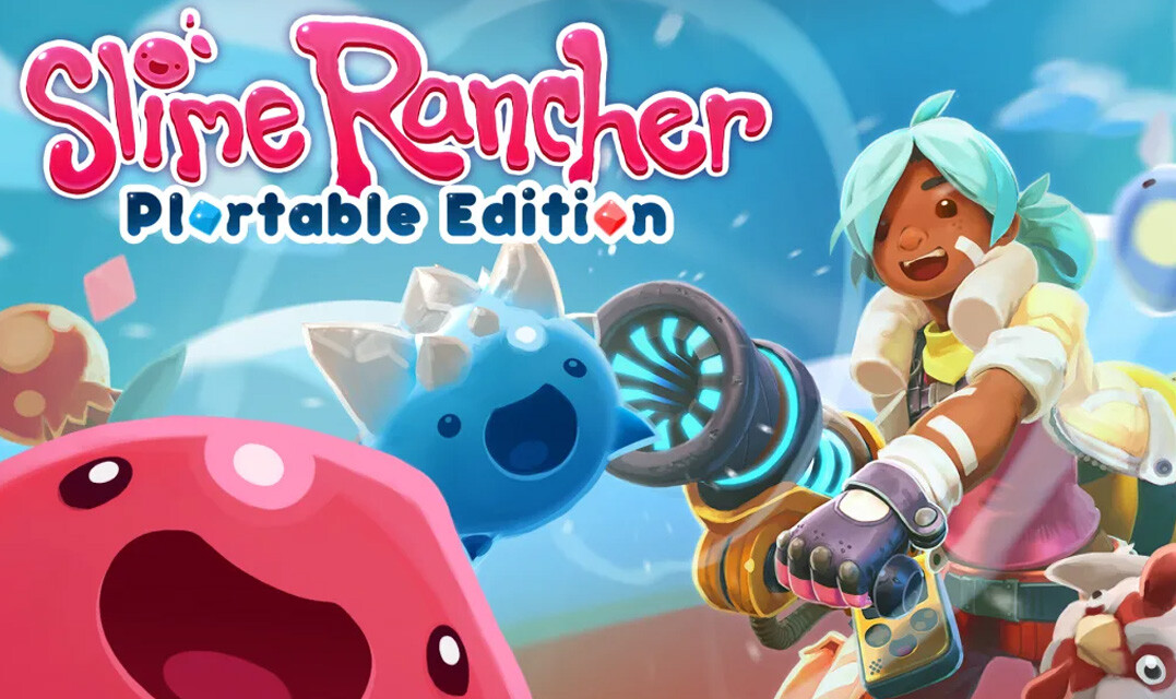 Slime Rancher: Plortable Edition [Nintendo Switch] | REVIEW