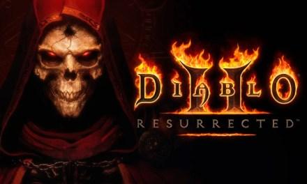 Diablo II: Resurrected [Nintendo Switch]   REVIEW