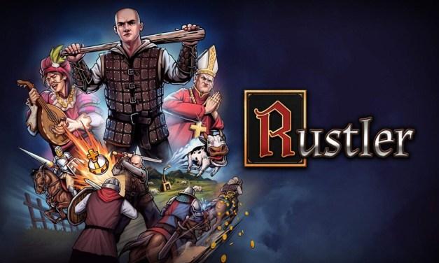 Rustler [Nintendo Switch]   REVIEW