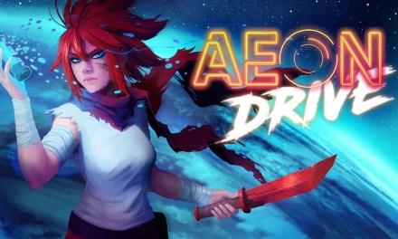Aeon Drive [Nintendo Switch]   REVIEW