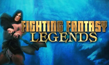 Fighting Fantasy Legends [Nintendo Switch]   REVIEW