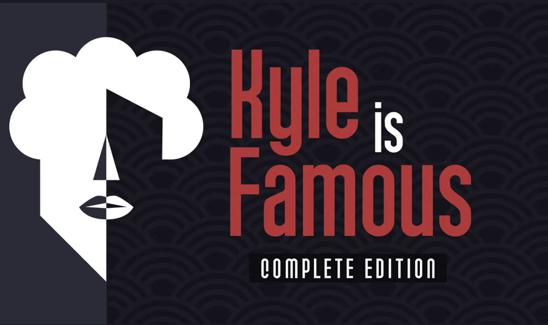 Kyle is Famous: Complete Edition [Nintendo Switch]   REVIEW