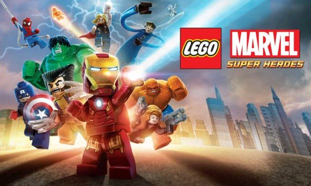 LEGO Marvel Super Heroes [Nintendo Switch] | REVIEW