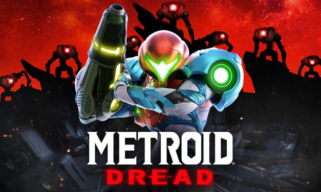 Metroid Dread is now available on the Nintendo Switch
