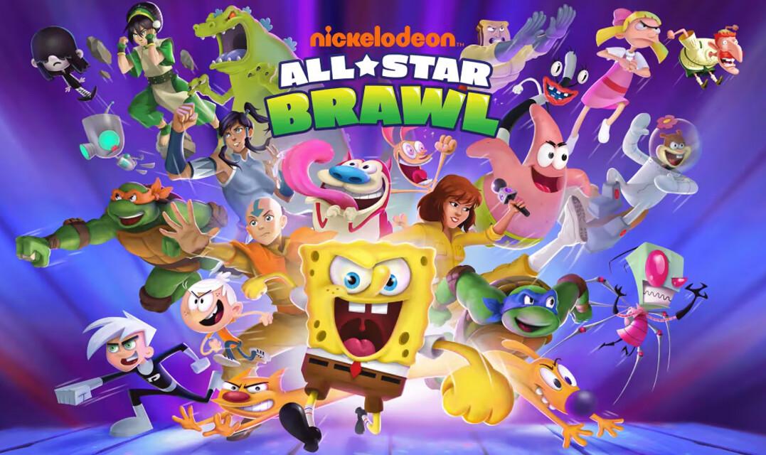 Nickelodeon All-Star Brawl [Nintendo Switch] | REVIEW