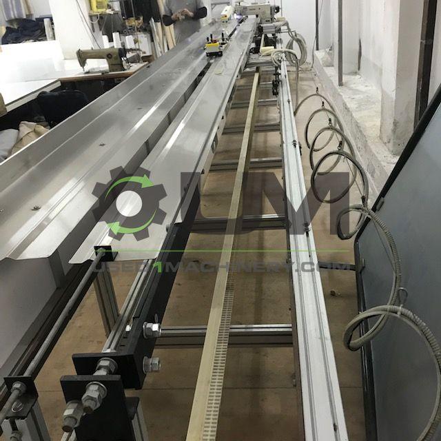 παραγωγής ραφής τεντών ΠΩΛΗΣΗ