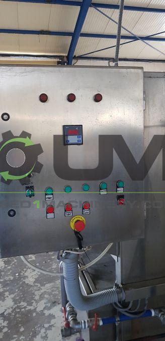 Πλυντήριο καθαρισμού κενών βάζων ή κιτίων