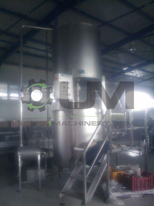Μεταχειρισμένη Βιομηχανική Γραμμή Επεξεργασίας και Ψησίματος Τροφίμων - Λαχανικών