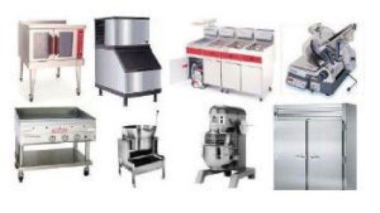 all restaurant equipment