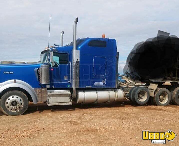 2000 kenworth w900 sleeper cab semi truck w2s 550hp cat 3406e for sale in utah