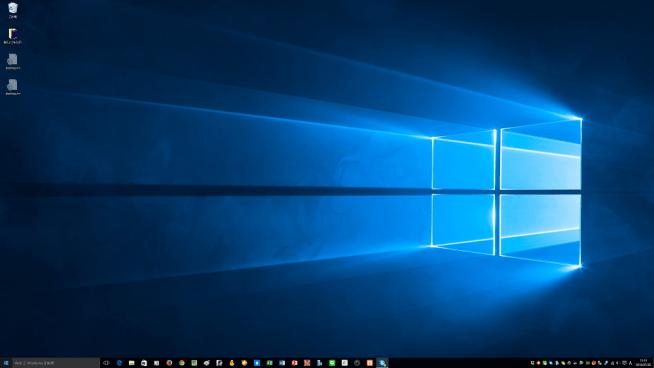 Windows10デスクトップ