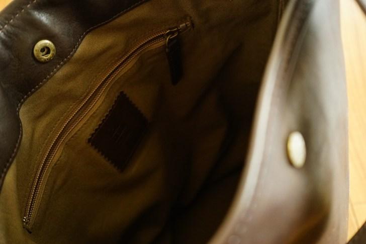 内側ポケット
