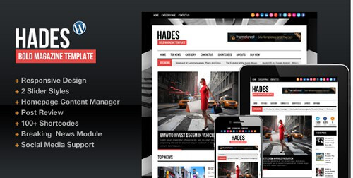 Wordpress Newspapers And Magazines Themes   Usefulblogging