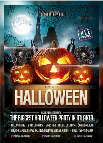 awesome-halloween-psd-party-flyer-templates-15