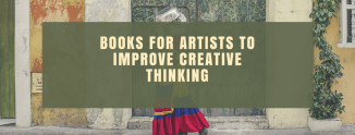 5 Different Books for Artists to Improve Creative Thinking 2017