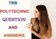 TRB-Polytechnic-Question-and-Answers