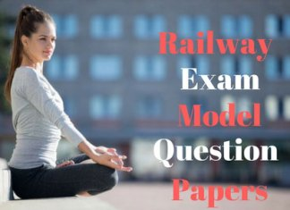 Railway-Exam-Model-Question-Papers