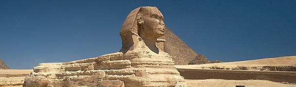 """The Plural form of the word """"sphinx"""""""