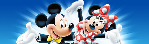 Mickey and Minnie Mouse voices married in real life