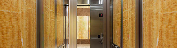 Why do elevators have mirrors?