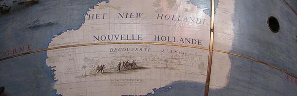Australia was originally called New Holland