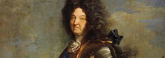 A French King banned pointed knives