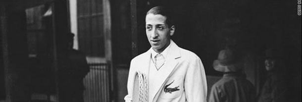 "Why was Rene Lacoste called ""crocodile""?"